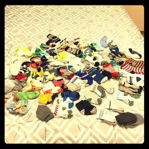 Socks for babies👣🧦👶🏻👦🏻